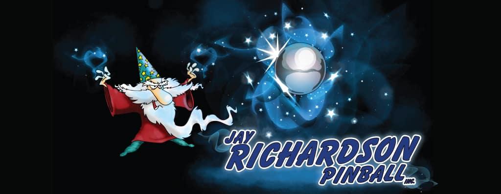 Jay Richardson Pinball